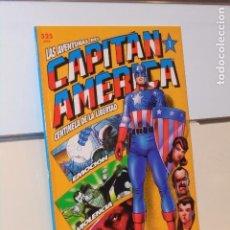 Cómics: LAS AVENTURAS DEL CAPITAN AMERICA CENTINELA DE LA LIBERTAD Nº 1 - FORUM OCASION. Lote 293942918