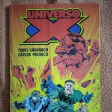 Cómics: UNIVERSO X TERRY KAVANAGH CARLOS PACHECO. Lote 293945593