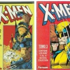Cómics: MARVEL FORUM X-MEN VOLUMEN 1 RETAPADOS 1 AL 4. Lote 293966713