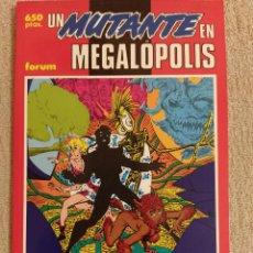 Cómics: UN MUTANTE EN MEGALÓPOLIS. COLECCIÓN PRESTIGIO # 27. FORUM. IMPECABLE. Lote 293980283