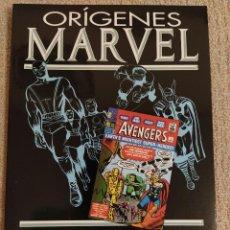Cómics: ORÍGENES MARVEL: LOS VENGADORES. TOMO. FORUM. IMPECABLE. Lote 293980803