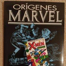 Cómics: ORÍGENES MARVEL: X-MEN (LA PATRULLA X). TOMO. FORUM. IMPECABLE. Lote 293980848