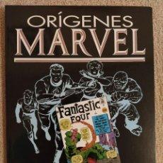 Cómics: ORÍGENES MARVEL: LOS 4 FANTÁSTICOS. TOMO. FORUM. IMPECABLE. Lote 293980943
