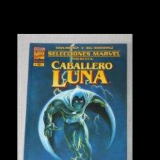 Cómics: SELECCIONES MARVEL Nº 10 : CABALLERO LUNA : SOMBRAS EN EL CORAZÓN DE LA CIUDAD. Lote 294014428
