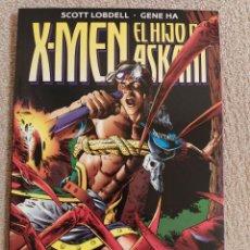 Cómics: X-MEN: EL HIJO DE ASKANI. LAS NUEVAS AVENTURAS DEL JOVEN CABLE. FORUM. TOMO ESPECIAL.. Lote 294019118
