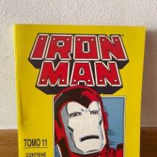 Cómics: IRON MAN TOMO 11 NÚMEROS 56 - 58. Lote 294050128