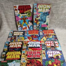 Cómics: IRON MAN VOL. 2 , LOTE DE 11 EJEMPLARES ( COLECCION DE 15 Nº ). Lote 32935289