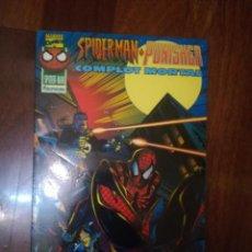 Cómics: SPIDERMAN PUNISHER COMPLOT MORTAL. Lote 294385758