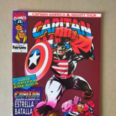 Cómics: CAPITÁN AMÉRICA Nº 8 // MARVEL COMICS, COMICS FORUM 1993. Lote 294450628