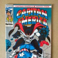 Cómics: CAPITÁN AMÉRICA Nº 7 // MARVEL COMICS, COMICS FORUM 1993. Lote 294451018