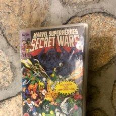 Cómics: MARVEL SUPERHÉROES SECRET WARS.1ª PARTE COMPLETA.. Lote 190721232
