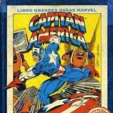 """Cómics: GRANDES SAGAS MARVEL TOMO 19 CAPITÁN AMÉRICA """"CENTINELA DE LA LIBERTAD"""" FORUM 1995. Lote 294488138"""