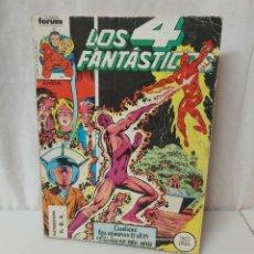 Cómics: COMIC LOS 4 FANTASTICOS. Lote 294962788