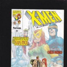 Cómics: X-MEN - VOL. 2 - Nº 31 - UNA CASA EN ORDEN - FORUM -. Lote 294964213