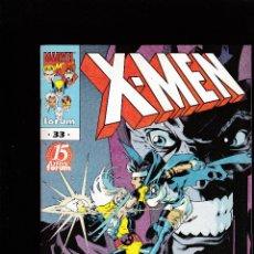 Cómics: X-MEN - VOL. 2 - Nº 33 - LOS ELEMENTOS QUE HAY EN NOSOTROS - FORUM -. Lote 294964508