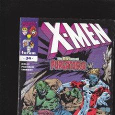 Cómics: X-MEN - VOL. 2 - Nº 34 - RITUALES - FORUM -. Lote 294964678