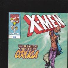 Cómics: X-MEN - VOL. 2 - Nº 36 - UN CRÍO Y SUS BICHOS - FORUM -. Lote 294965118