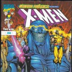 Cómics: X-MEN - VOL. 2 - Nº 38 - FRENTE TORMENTOSO 2ª PARTE - FORUM -. Lote 294965478