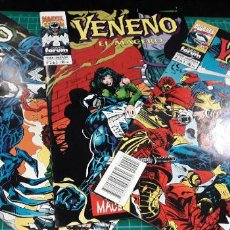 Cómics: COMIC FORUM VENENO EL MACERO COMPLETA 3 NUMEROS. Lote 294968718