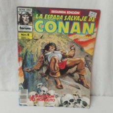 Cómics: COMIC LA ESPADA SALVAJE DE CONAN EL BARBARO. Lote 294971208