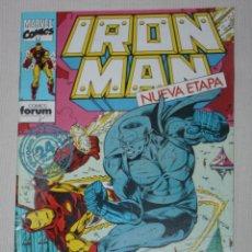 Cómics: IRON MAN, VOL.2, Nº 2 (FORUM, 1989). (MEJOR PRECIO). Lote 294995433
