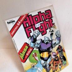 Cómics: COMIC FÓRUM ALPHA FIGHT ESPECIAL BIMESTRAL. Lote 295010023