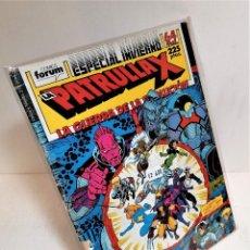 Cómics: COMIC FÓRUM PATRULLA X . ESPECIAL INVIERNO. Lote 295020348