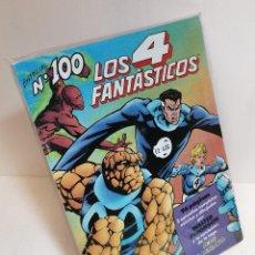 Cómics: COMIC FÓRUM 4 FANTÁSTICOS. ESPECIAL Nº 100. Lote 295021578