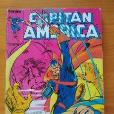Cómics: CAPITAN AMERICA - Nº 41, 42, 43, 44 Y 45 EN UN TOMO RETAPADO - FORUM (R1). Lote 295035468