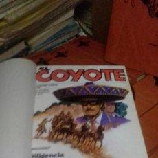 Cómics: EL COYOTE COMPLETA 96 NOVELAS ENCUADERNADAS EN 16 TOMOS. FORUM 1983. PORTES GRATIS.. Lote 295036353