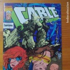 Cómics: CABLE VOLUMEN 1 - Nº 7 - MARVEL - FORUM (GM). Lote 295344568
