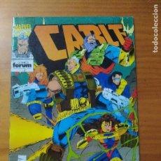 Cómics: CABLE VOLUMEN 1 - Nº 10 - MARVEL - FORUM (GM). Lote 295345608