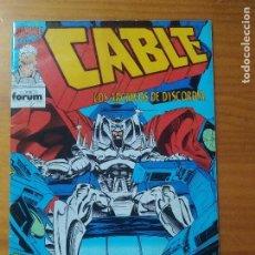 Cómics: CABLE VOLUMEN 1 - Nº 12 - MARVEL - FORUM (GM). Lote 295345998