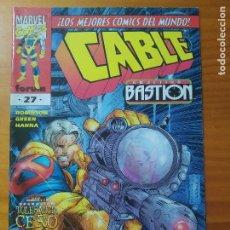 Cómics: CABLE VOLUMEN 2 - Nº 27 - MARVEL - FORUM (GM). Lote 295346383