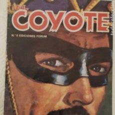 Cómics: COYOTE N° 0 EDICIONES FORUM. Lote 295365063