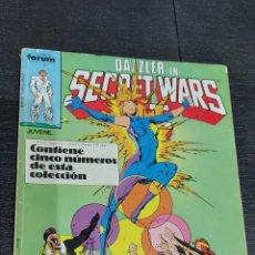 Cómics: SECRET WARS FORUM. Lote 295369363