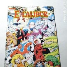 Cómics: EXCALIBUR NOVELA GRAFICA ESTADO BUENO COMICS FORUM MAS ARTICULOS. Lote 295383438