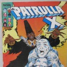 Cómics: PATRULLA X - COMICS FORUM - RETAPADO CONTIENE Nº 37/38/39/40/41 -COMIC---. Lote 295408353