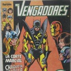 Cómics: LOS VENGADORES - FORUM - RETAPADO - CONTIENE Nº 26/27/28/29/30 - COMIC. Lote 295408768