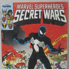 Cómics: MARVEL SUPERHEROES - SECRET WARS - RETAPADO - CONTIENE Nº 6/7/8/9/10 - COMIC. Lote 295409293