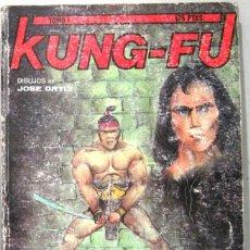 Cómics: KUNG FU - TOMO I - RETAPADO - CONTIENE 5 REVISTAS - COMIC. Lote 295414263
