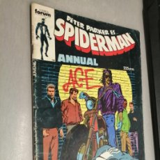 Cómics: PETER PARKER ES... SPIDERMAN - ESPECIAL PRIMAVERA 1987 / MARVEL - FORUM. Lote 295419353