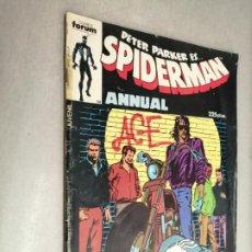 Cómics: PETER PARKER ES... SPIDERMAN - ESPECIAL PRIMAVERA 1987 / MARVEL - FORUM. Lote 295419568