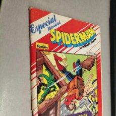 Cómics: SPIDERMAN ESPECIAL NAVIDAD 1987 / MARVEL - FORUM. Lote 295420283