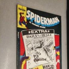 Cómics: SPIDERMAN ESPECIAL VACACIONES 1986 / MARVEL - FORUM. Lote 295420738