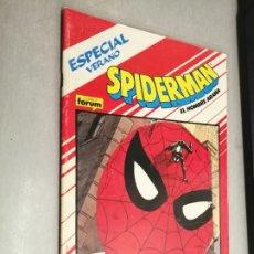Cómics: SPIDERMAN ESPECIAL VERANO 1988 / MARVEL - FORUM. Lote 295420923