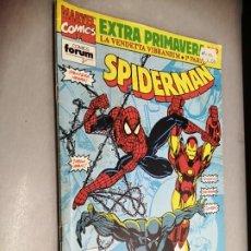 Cómics: SPIDERMAN EXTRA PRIMAVERA 1992 / MARVEL - FORUM. Lote 295421043