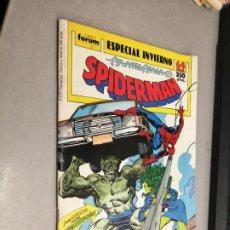 Cómics: SPIDERMAN ESPECIAL INVIERNO 1989 / MARVEL - FORUM. Lote 295421263