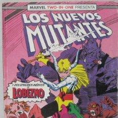 Cómics: LOS NUEVOS MUTANTES - MARVEL - RETAPADO - CONTIENE Nº 48/49/50 - COMIC. Lote 295428648
