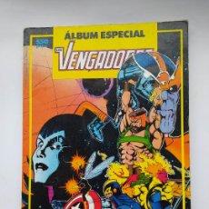 Cómics: ÁLBUM ESPECIAL. LOS VENGADORES. CON TRES NÚMEROS EXTRA. FORUM. TDK645. Lote 295447758